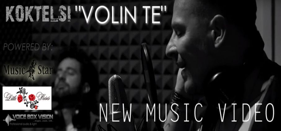 "NOVI DOMAĆI SINGLE: ""VOLIN TE"""